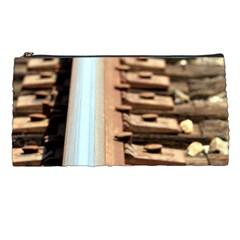 Train Track Pencil Case