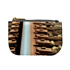 Train Track Coin Change Purse