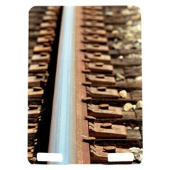Train Track Kindle Touch 3G Hardshell Case
