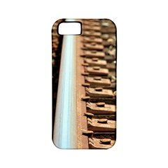 Train Track Apple iPhone 5 Classic Hardshell Case (PC+Silicone)