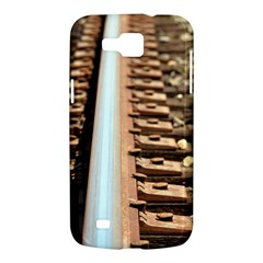 Train Track Samsung Galaxy Premier I9260 Hardshell Case