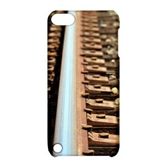 Train Track Apple iPod Touch 5 Hardshell Case with Stand