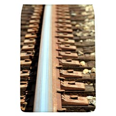 Train Track Removable Flap Cover (Large)