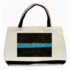 Black Blue Lawn Classic Tote Bag