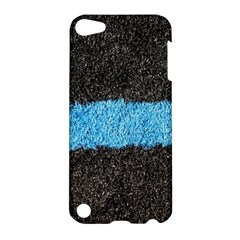 Black Blue Lawn Apple iPod Touch 5 Hardshell Case