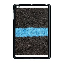 Black Blue Lawn Apple iPad Mini Case (Black)