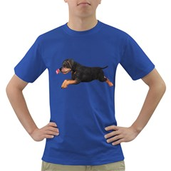 Puppy 1 Mens' T-shirt (Colored)