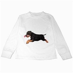 Puppy 1 Kids Long Sleeve T Shirt