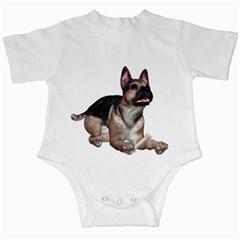Puppy 2 Infant Creeper