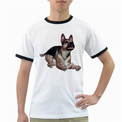 Puppy 2 Mens' Ringer T-shirt