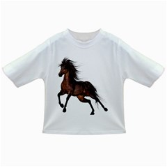 Brown Horse 1 Baby T-shirt