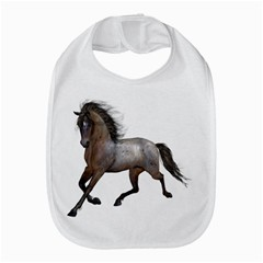 Brown Horse 2 Bib