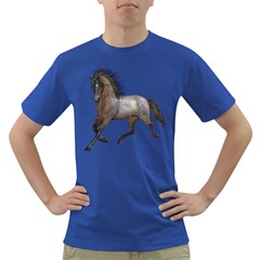 Brown Horse 2 Mens' T-shirt (Colored)