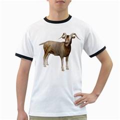 Goat 2 Mens' Ringer T-shirt