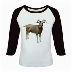 Goat 2 Women s Long Cap Sleeve T-Shirt