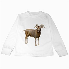 Goat 2 Kids Long Sleeve T-Shirt