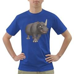 Rhino 3 Mens' T Shirt (colored)