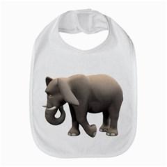 Elephant 2 Bib
