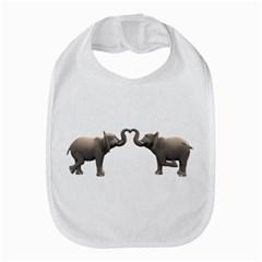 Elephant 4 Bib