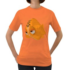 Fish 2 Womens' T-shirt (Colored)