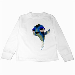 Fish 3 Kids Long Sleeve T Shirt