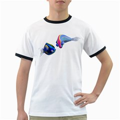 Fish 5 Mens' Ringer T-shirt