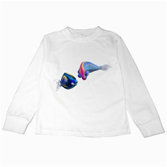 Fish 5 Kids Long Sleeve T-Shirt