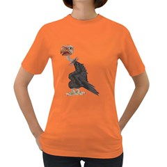 Vulture 1 Womens' T Shirt (colored)