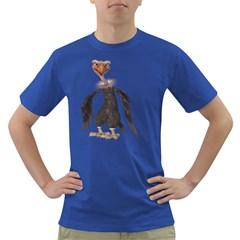 Vulture 2 Mens' T Shirt (colored)