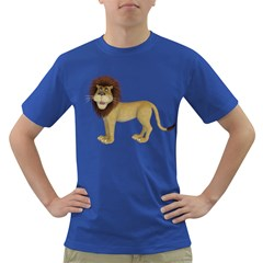 Lion 1 Mens' T-shirt (Colored)