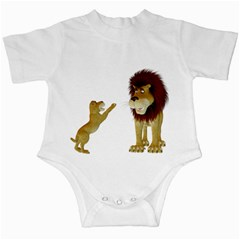 Lion 3 Infant Creeper
