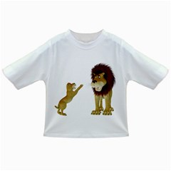 Lion 3 Baby T-shirt
