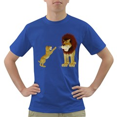 Lion 3 Mens' T Shirt (colored)