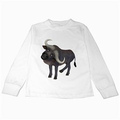 Buffalo 1 Kids Long Sleeve T-Shirt