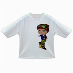Snowboarder 3 Baby T Shirt