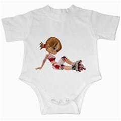 Skater Girl 1 Infant Creeper