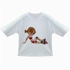 Skater Girl 1 Baby T-shirt