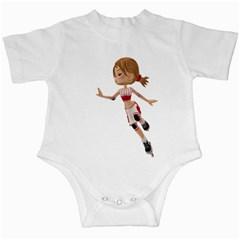 Skater Girl 3 Infant Creeper