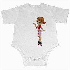Skater Girl 4 Infant Creeper