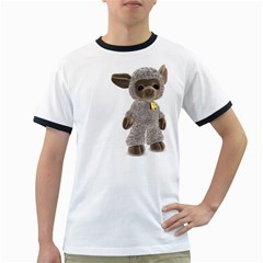Lamb 2 Mens' Ringer T-shirt