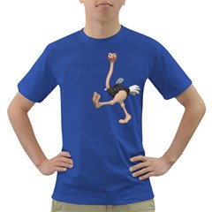 Ostrich 1 Mens' T-shirt (Colored)