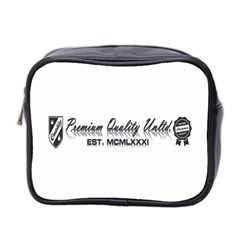 Banner Mini Travel Toiletry Bag (two Sides)