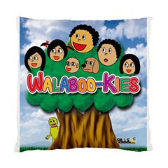 Walabookies-cover (1) Cushion Case (One Side)