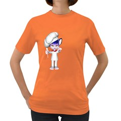Cook 1 Womens' T-shirt (Colored)