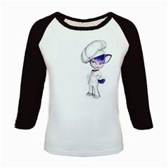 Cook 2 Women s Long Cap Sleeve T-Shirt