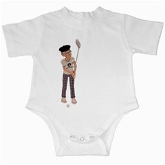 Golfer Infant Creeper