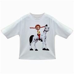 Naughty Girl 4 Baby T-shirt