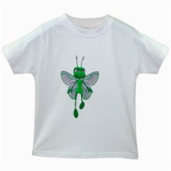 Fly 3 Kids' T Shirt (white)