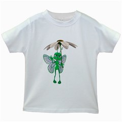 Fly 4 Kids' T Shirt (white)