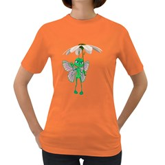 Fly 4 Womens' T-shirt (Colored)